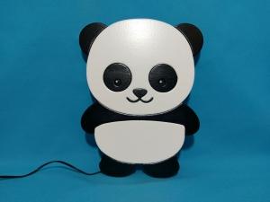 ♥ Nachtlicht - Schlummerlampe - Wandlampe - Panda ♥