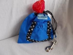 Gassibeutel für Unterwegs   für gefüllte Hundekot-tüten