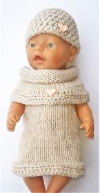 Sandy Sweetheart 4 Girls : Set für Baby Born oder für ähnlich große Puppen (42-48 cm)