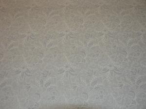 Minipaisley in weiß - Handarbeit kaufen