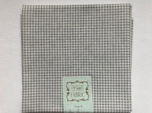 Tilda Fat Quarter kleine Karos weiß und blau - Handarbeit kaufen