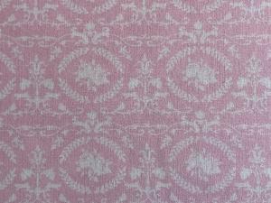 Tilda Ornamente rosa-weiß