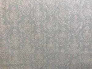 Tilda Stoff zartgrün mit Ornamenten - Handarbeit kaufen