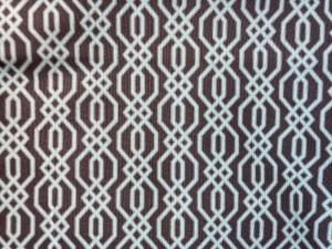 eleganter Stoff in grau und mint - Handarbeit kaufen