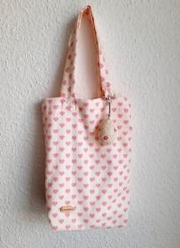 Kinderbeutel, Stoffbeutel, Einkaufsbeutel Kinder, Kindergartentasche, byRehfeldt  - Handarbeit kaufen