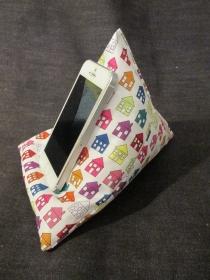 Handy Sitzsack - Smartphone Kissen - Smartphone Sitzsack , Barbie Sitzsack handgemachte Geschenke  - Handarbeit kaufen