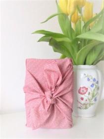 Furoshiki Geschenktücher Geschenkverpackung Zero Waste Ostern Osterverpackung japanisch    - Handarbeit kaufen