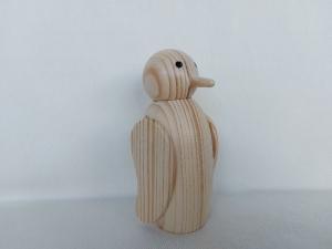 Stimmungsvogel, groß, aus Holz gedrechselt, beweglich Stimmungsbarometer kaufen - Handarbeit kaufen