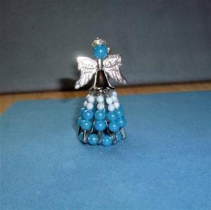 Deko-Engel - zum Aufstellen oder Aufhängen -  Weihnachtsdekoration -  - Handarbeit kaufen
