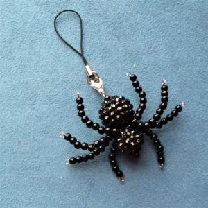 Meine Freundin *Mathilda* - ohne Spinnen kein Halloween - - Handarbeit kaufen