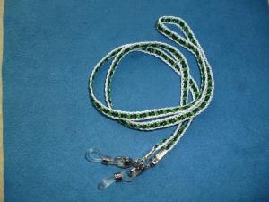 Handgeflochtenes Brillen-/Masken-/Airpod-Band  aus Schmuckkordel - Geschenk für Frauen und Männer -    - Handarbeit kaufen