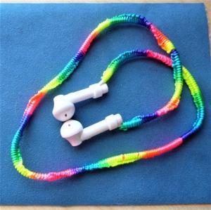 Band für AirPods * Rainbow* - Geschenk für alle - Handarbeit kaufen
