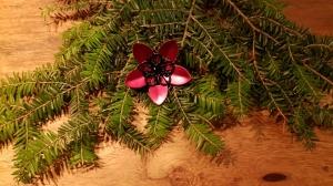 Handgemachte Scale-Blüte