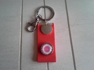 Schlüsselanhänger ★ live your dream ★ ♡ , aus Schaumgummi mit ☀Chunk☀  - Handarbeit kaufen