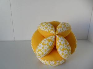 Greifball mit Glöckchen,Motorikspielzeug,mit Personalisierung