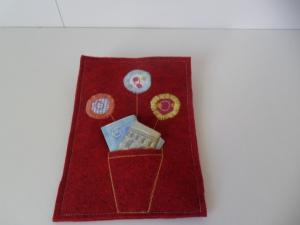 Geschenkverpackung für GELDGESCHENKE