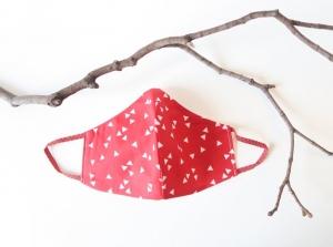 Wiederverwendbare Baumwollmaske - Gesichtsmaske (Behelfs-Mundschutz)