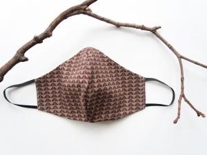 Wiederverwendbare Baumwollmaske - Gesichtsmaske ( Mundmaske / Behelfsmaske) - Handarbeit kaufen
