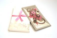 Einzigartige handgemachte Grußkarte / Quilling Karte / Liebe Sie Karte / Hochzeitskarte / Jahrestagskarte / Mütter Tageskarte