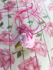 Strawberry Icecream Necklace
