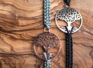Armband mit dem Baum des Lebens