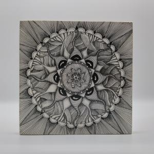 Mandala *1 auf Holz