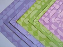 12 Dekopapiere 30 x 30 cm (Einzelset)