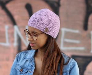 kurze Mütze in 1-3 Farben  - Handarbeit kaufen