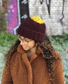 Kollektion Mütze in 2 Farben - Handarbeit kaufen