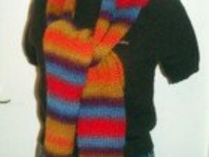 Schal und Mütze aus Alpaka