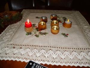 Handgefertigte Kerzen- oder Teelichthalter, jedes Teil ein Einzelstück - Handarbeit kaufen