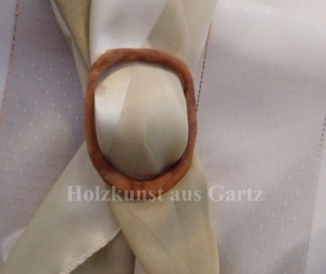 kleine Tuchschließe für Seidenschal handgefertigt - Handarbeit kaufen
