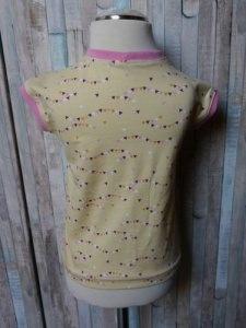 Easy Peasy T-Shirts Hafenkitz gelb Größe 98
