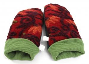 Fäustlinge für Sie und Ihn aus 100% Wollwalk und mit 100% Bio-Baumwollfleece gefüttert