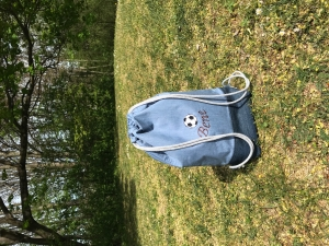 Turnbeutel / Rucksack für Kinder - individualisierbar, bestickt