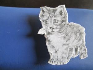 Katzen-Magnet