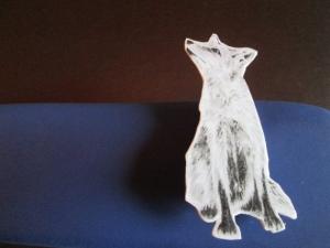 Fuchs-Brosche
