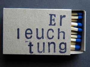 Erleuchtung / Zündhölzer (Kopie id: 100162231)