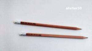 Werkzeug eines Genies/ Bleistifte im 2er Set (Kopie id: 100162245)