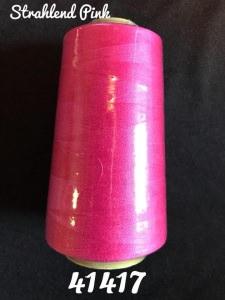 Overlockgarn - strahlend Pink- ca. 2700m