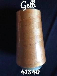 Overlockgarn - Gelb - ca. 2700m - Handarbeit kaufen