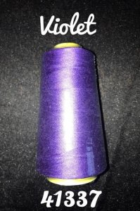 Overlockgarn - Violett - ca. 2700m  - Handarbeit kaufen