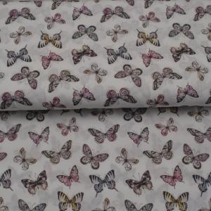 Baumwolle -Schmetterlinge-  - Handarbeit kaufen