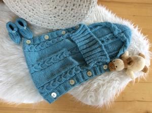Praktischer Baby Schlafsack - Handarbeit kaufen