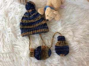 Freches Baby Winter Set - Handarbeit kaufen