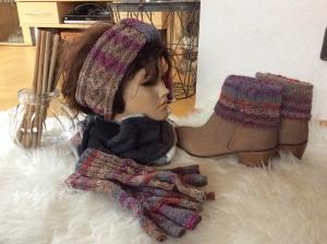 Freches Damen Winter Set - Handarbeit kaufen