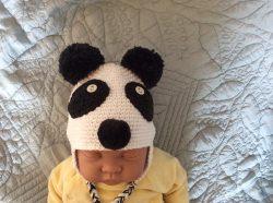 Babymütze für Neugeborene, gehäkelte Babymütze, Handgemacht