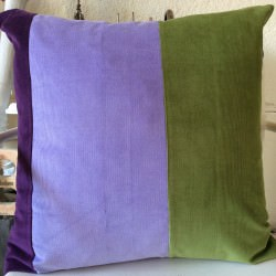 Kissenbezug Handgemacht, Kissenhülle 50x50cm, Handgefertigt