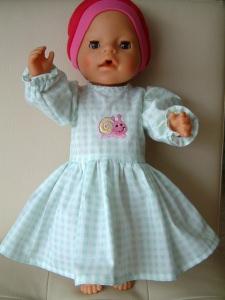 Puppenkleid Frühling