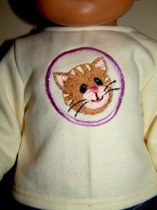 Puppenpullover, Sweatshiert